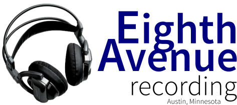 Eighth Avenue recording Austin, Minnesota